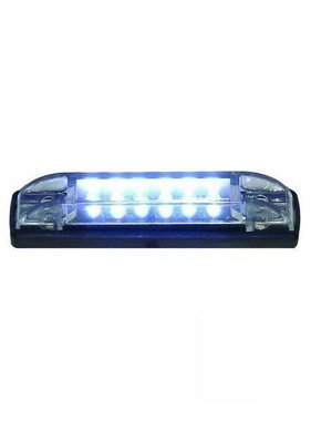 Boatersports 6 LED Strip Licht - Blauw - 10,2cm