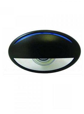 ITC ITC Courtesy  Light Black LED Down  Light - Warm White