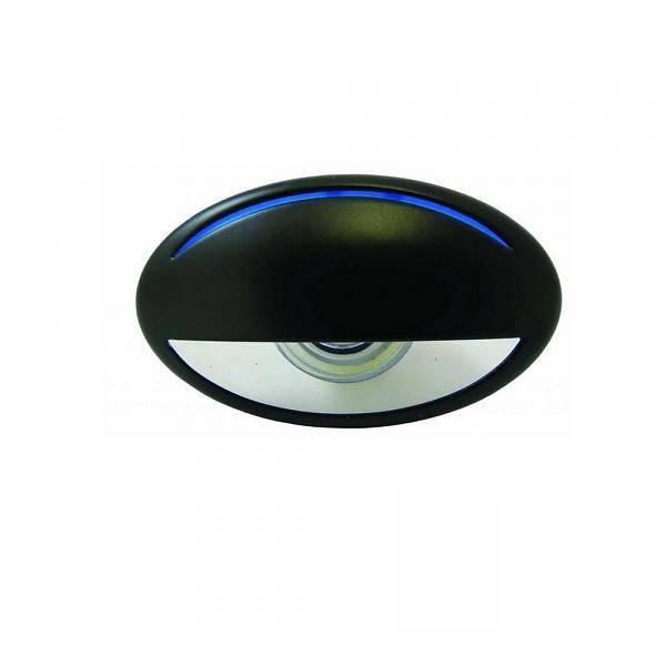 LED Licht - Courtesy - schwarz - Warmweiß