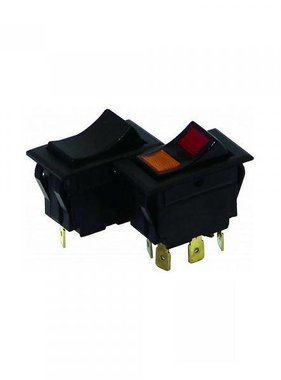 Boatersports Rocker Switch - On/Off (Not Illuminated)