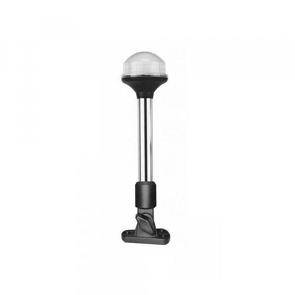 Titan Marine All round light LED - 23 cm - with fold-down plastic base black