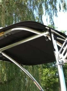 Monster Tower Over The Top Bimini for MTK-XL - Black