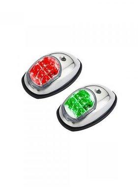 Easterner LED-Navigationslichter aus Edelstahl, Paar