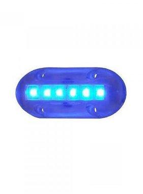 Titan Marine LED-Unterwasserleuchten - Blau