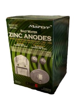 Martyr Anodes Mercruiser Anode Kit - Alpha Gen 1 - ZN