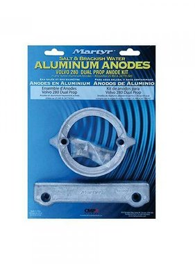 Martyr Anodes Volvo Penta Anode Kit 280-DP, AL