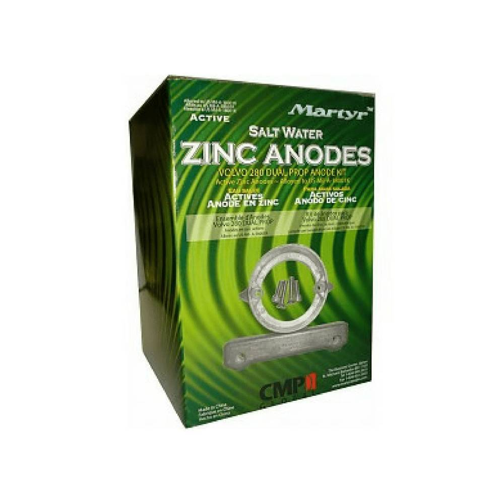 Martyr Anodes Volvo Penta Anode Kit 280-DP - ZN