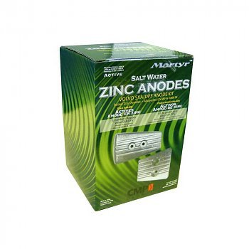 Martyr Anodes Volvo Penta Anode Kit SX-A - ZN