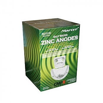Martyr Anodes Volvo Penta Anode Kit SX - ZN