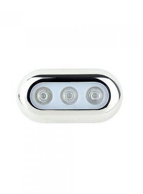 ITC LED Underwater Lights - Blue - SST Housing
