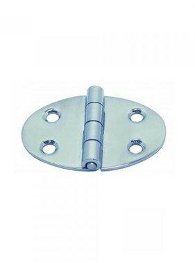 Titan Marine Oval Hinge - casted 56 * 28 * 78 * 2 mm
