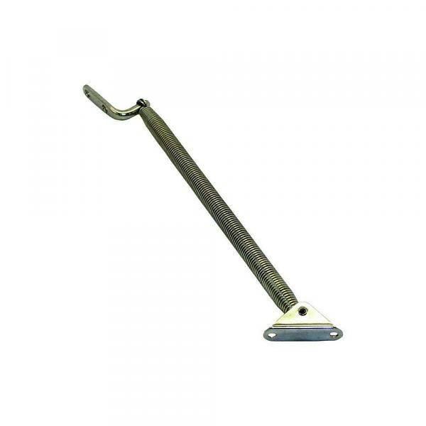 RVS Luik ondersteuningsveer 20 -3 cm