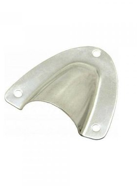 Boatersports Clam Shell Vent - SST - 16 mm