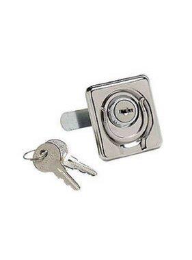 Boatersports Luikslot met sleutels, RVS 316