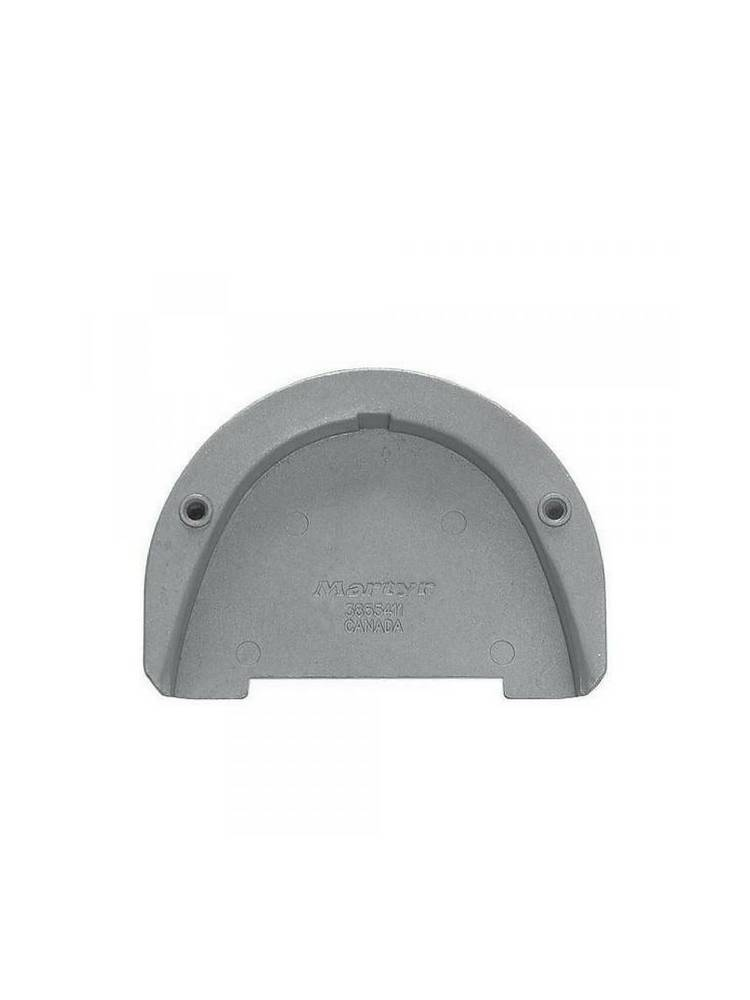 Martyr Anodes Volvo Penta Anode CM-3855411 (Transom Plate for SX drive) - AL