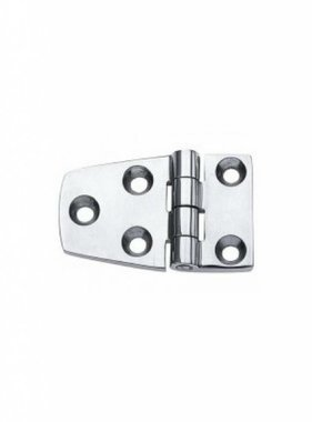 Marinetech Holding Hinge - Edelstahl A4-AISI 316 - 57*42*2 mm