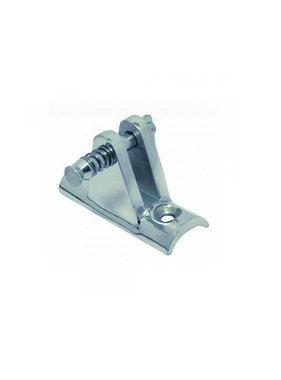 Navishade  Rail/Window mount hinge SS w/clevis pin