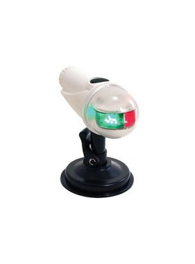Easterner Super Zuignap LED bi-color boeglicht