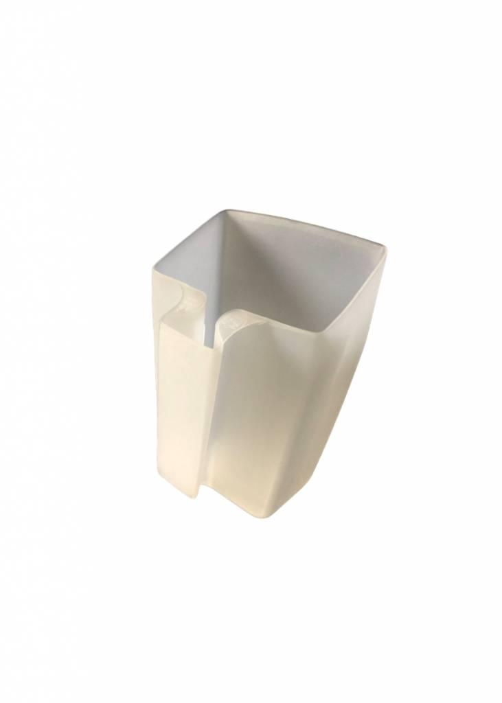 Titan Marine Plastic hoosvat - Wit