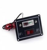 Titan Marine Battery test Switch panel