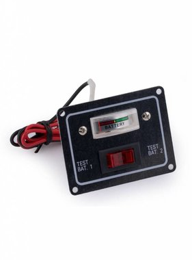 Titan Marine Battery test Switch panel