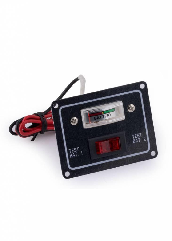 Titan Marine Batterietestschalter für 2 Batterien