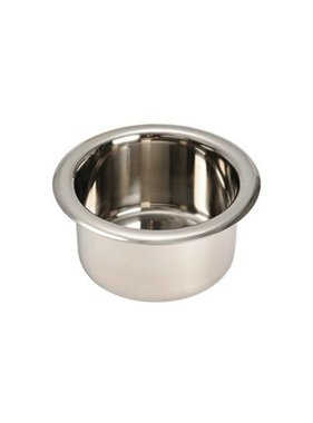 Small cup holder, AISI316, 72 mm
