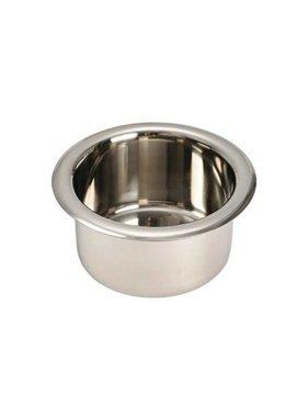 Titan Marine Small cup holder, AISI316, 72 mm
