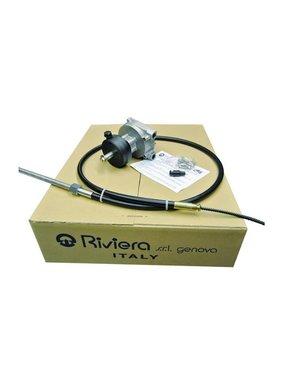 Riviera RIVIERA Stuursysteem set - Titano Serie KSG04 met stuurkabel