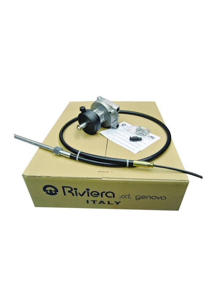 Riviera RIVIERA Lenkungssystemset - Titano Serie KSG04 mit Steuerkabel bis 2,13 m zu 4,88 meter