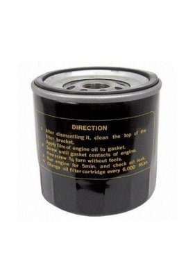 Easterner Ölfilter Quecksilber Typ Nr. 14957 & 35-802885