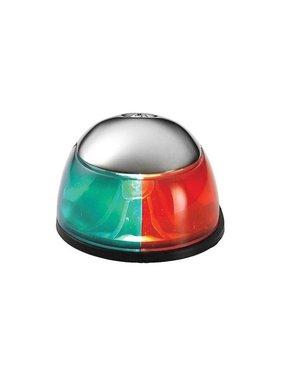 ITC Bogenlicht Edelstahl Grün und Rot