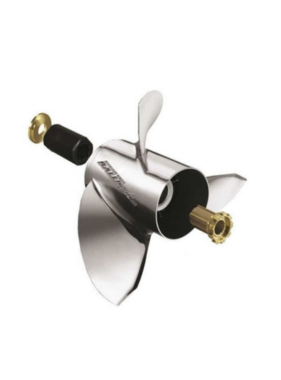 Michigan Wheel Propellers Miwheel Ballistic - Edelstahl - 3BL - 10-1/8 x 13p