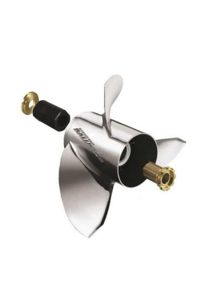 Michigan Wheel Propellers Miwheel Ballistic - SS - 4BL - 13-3/4 x 25p XL