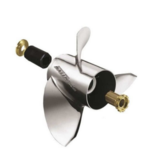Michigan Wheel Propellers Miwheel Ballistic - SS - 4BL - 13-3/4 x23p - XL