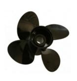 Michigan Wheel Propellers Miwheel Vortex - AL - 4BL - 15 x 16p