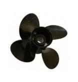 Michigan Wheel Propellers Miwheel Vortex - AL - 4BL - 13 7/8 x 13p