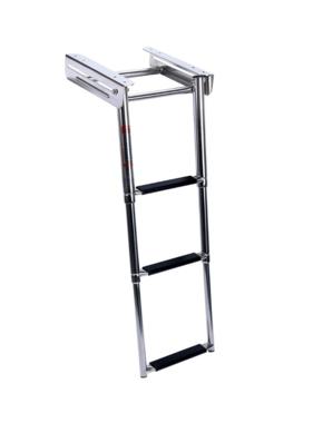 Titan Marine Underplatform ladder, SS 3 step