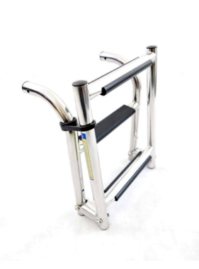 Titan Marine SST Boarding ladder - folding. 3 step - width: 228 mm