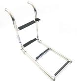 Titan Marine SST Boarding ladder - folding. 4 step - width: 228 mm