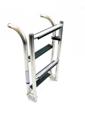Titan Marine SST Boarding ladder - folding. 4 step - width: 228 mm