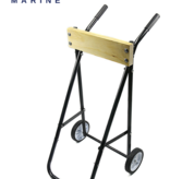Titan Marine Outboard trolley Small - up to 40 kg - Foldable