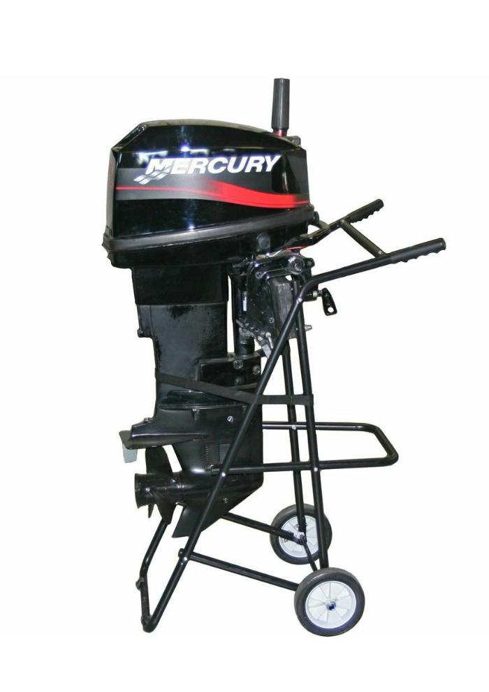 Titan Marine Outboard trolley large - Bis 60 kg.