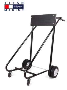 Titan Marine Outboard trolley Professional - Bis 125 kg.