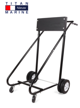 Titan Marine Outboard trolley Professional - Up to 125 kg.