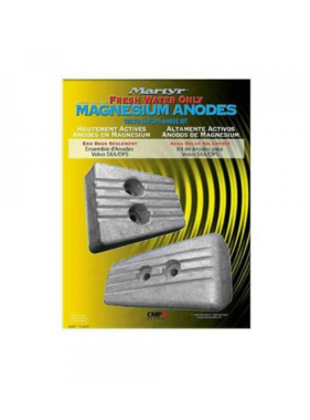Martyr Anodes Volvo Penta Anode Kit SX-A - MG