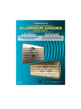 Martyr Anodes Volvo Penta Anode Kit SX-A - AL