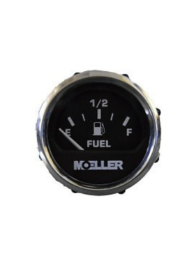 Scepter Electrically driven fuel meter - 35 to 240 Ohm