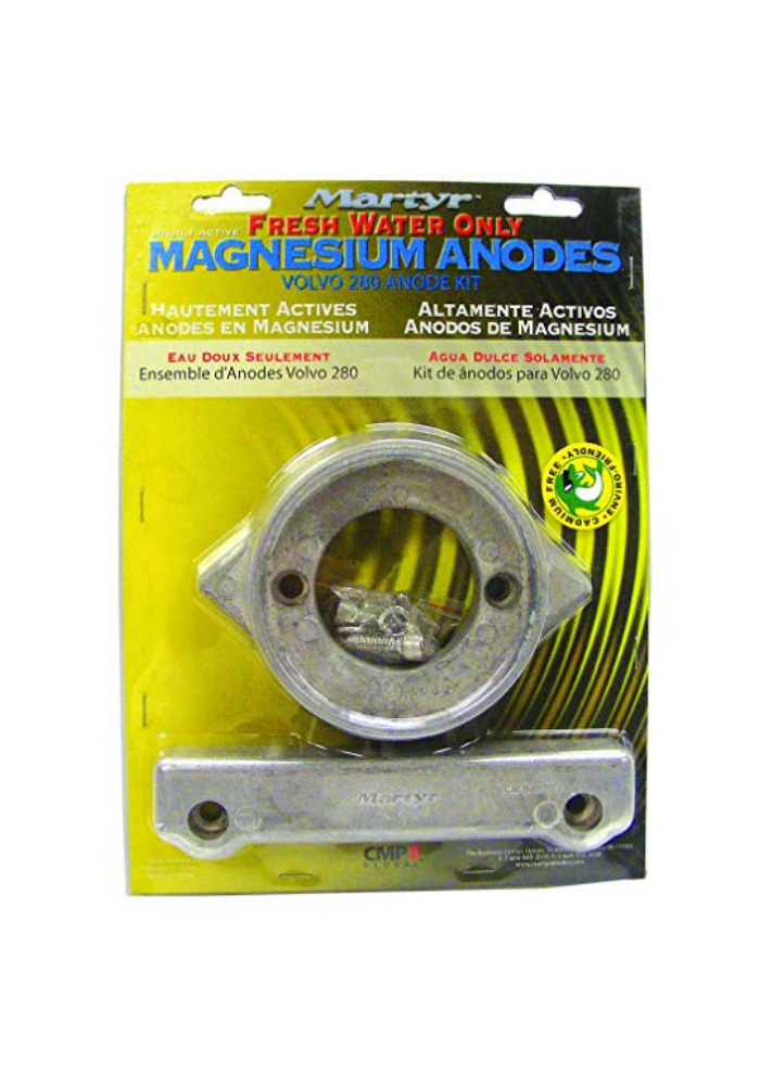 Martyr Anodes Volvo Penta Anode Kit 280 - MG