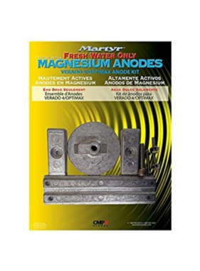 Martyr Anodes Mercury kit cm - Verado 4Kit - MG